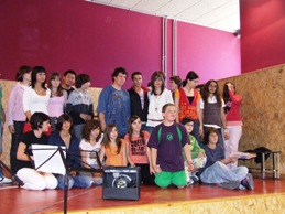 Entrega dels premis de Sant Jordi 2009