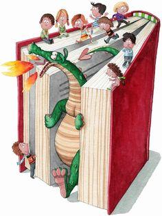 llibre-i-drac