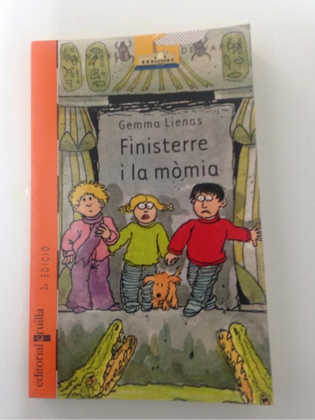 FINISTERRE I LA MÒMIA