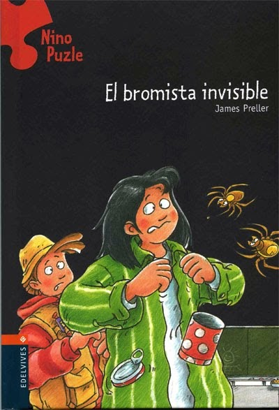 EL BROMISTA INVISIBLE