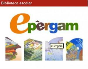 Catàleg Epergam Biblioteques Escolars