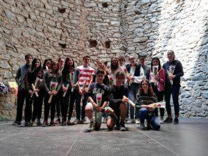 Guanyadors del Festival de Sant Jordi