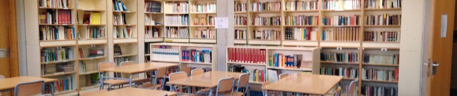 Catàleg biblioteca