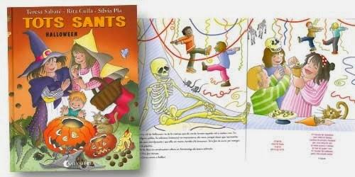 llibre castanyada halloween