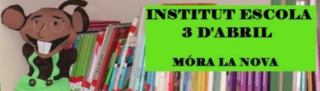-Biblioteca de l'Institut-Escola 3 d'Abril de Móra la Nova