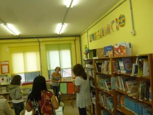 BibliotecaEscolarTivissa
