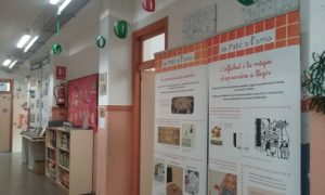 Exposició ABC SMS Escola La Torre