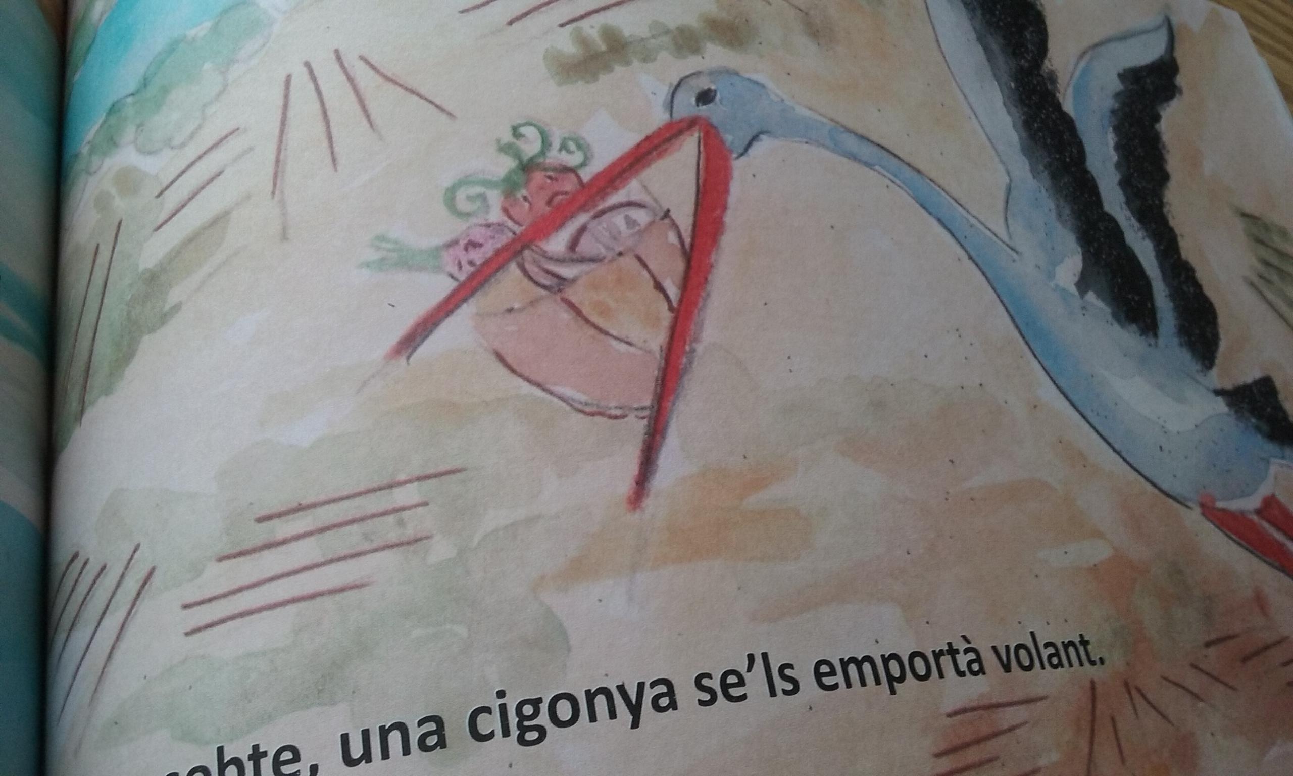 ConteNanaClotxa. Escola de Riba-roja