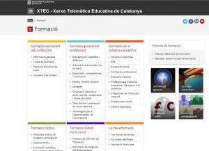 XTEC Formació