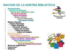 cartellera-raconsorganitzacio-i-classificacio-llibres-biblioteca-rasquera