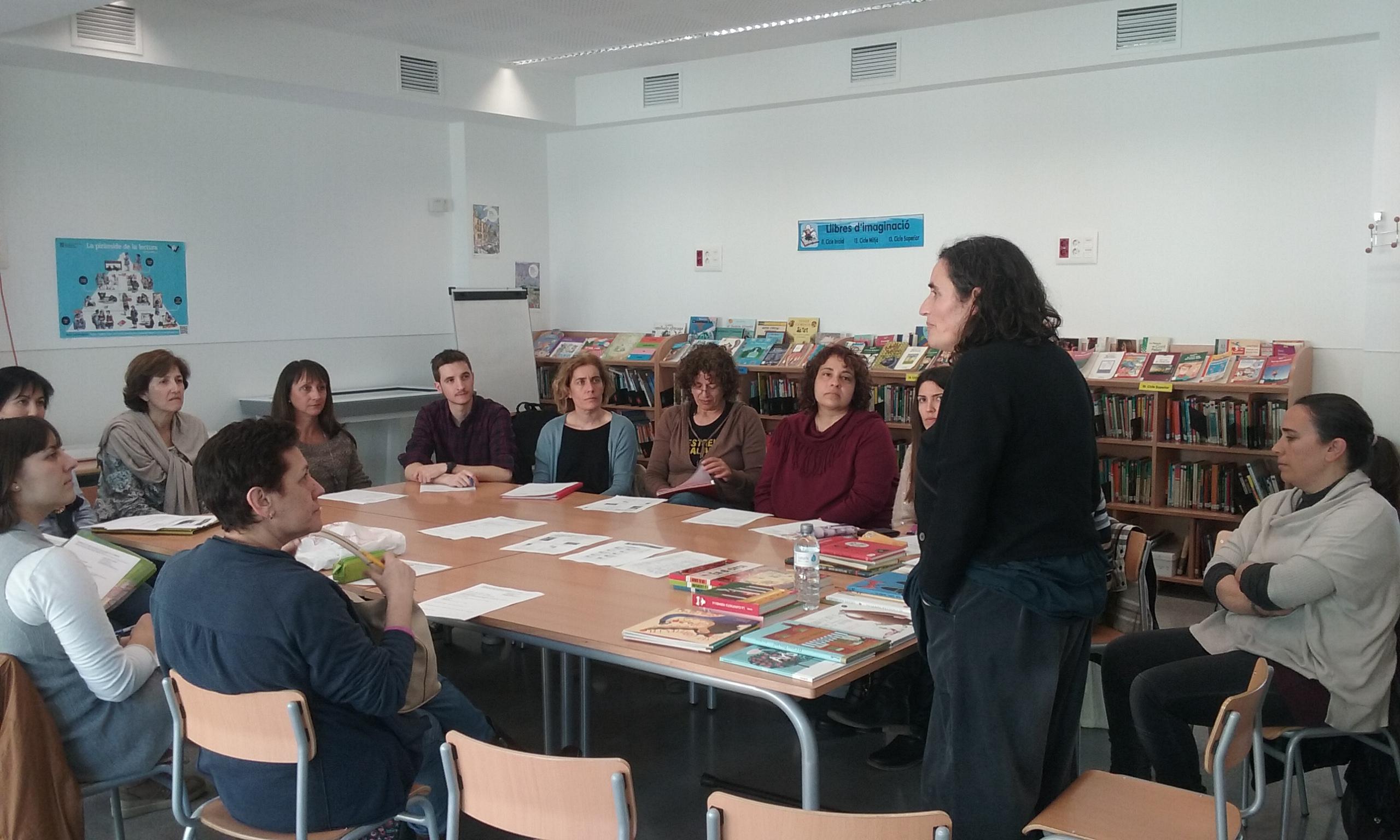Biblioteca Escola Lluís Viñas, Ass. Casa Anita
