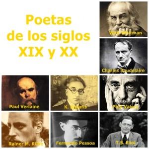 Escritores siglo XIX-XX