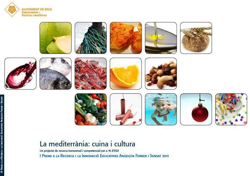 Cuina i cultura Premi Angeleta Ferrer