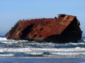 vaixell enfonsat