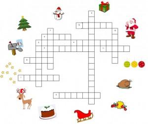 xmas crossword
