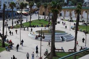 Plaza-de-Tanger