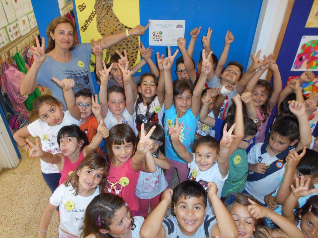 Hem guanyat el premi escola Verda-compressed