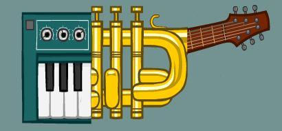 Aquest és l'instrument del Carles i l'Unai