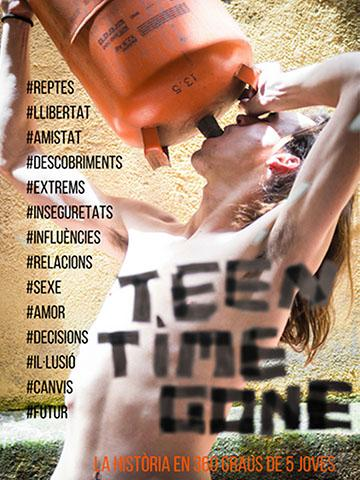 flyerTeen Time Gone