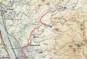 Mapa_itinerari_Molins_Can_Santoi_a_peu