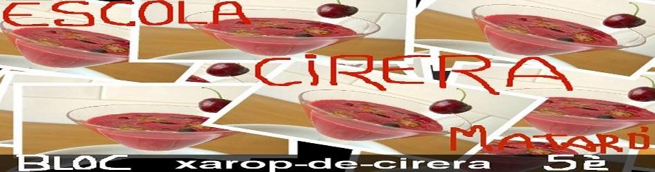 XAROP DE CIRERA