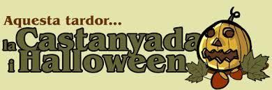castanyada i halloween