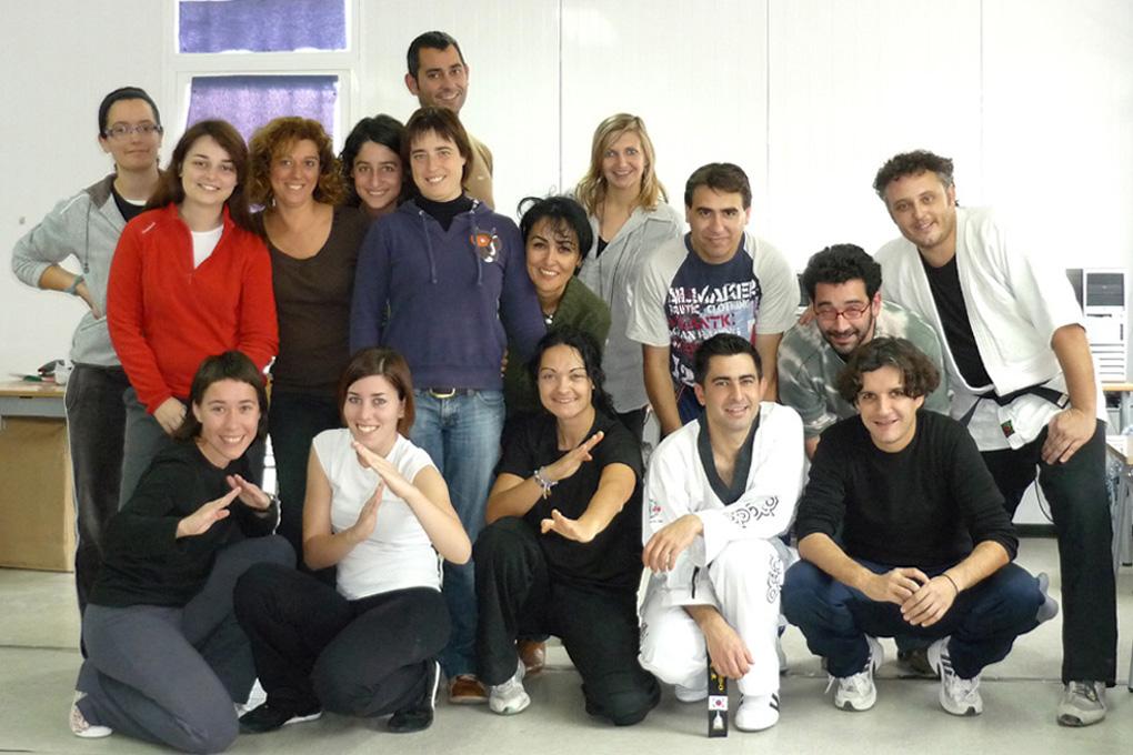 fem cursets de formació al professorat (intercentre)