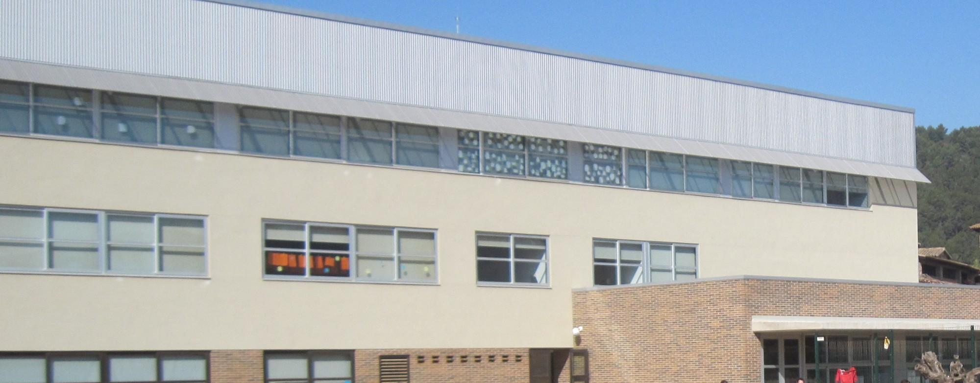 Escola El Colomer de Bigues i Riells
