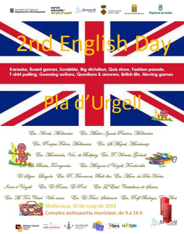 ENGLISH DAY 2014