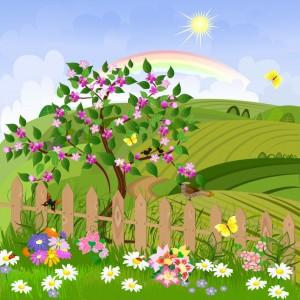 ilustracion-vectorial-de-un-hermoso-paisaje-de-primavera-spring-landscape