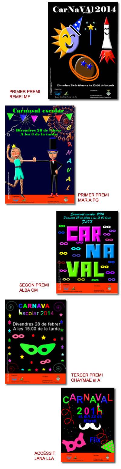 Cartells Carnaval