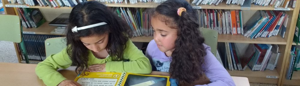 Biblioteca Escolar Germanes Bertomeu Mataró