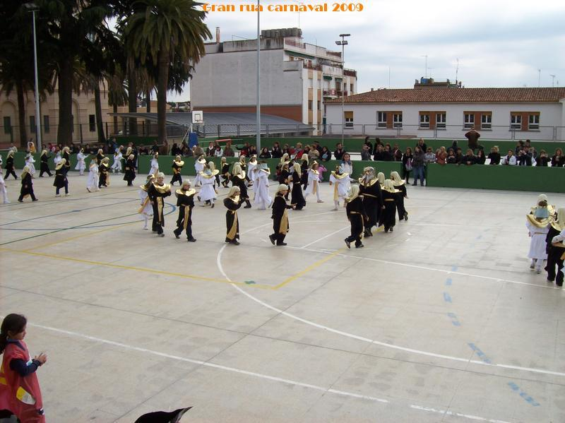 coreografia classes de 3r carnaval  2009
