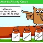 LITTLE ANIMALS ACTIVITY CENTER