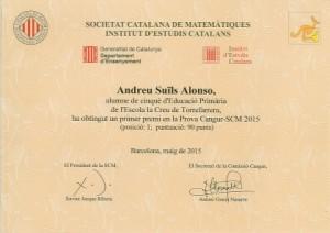 cangur-diploma