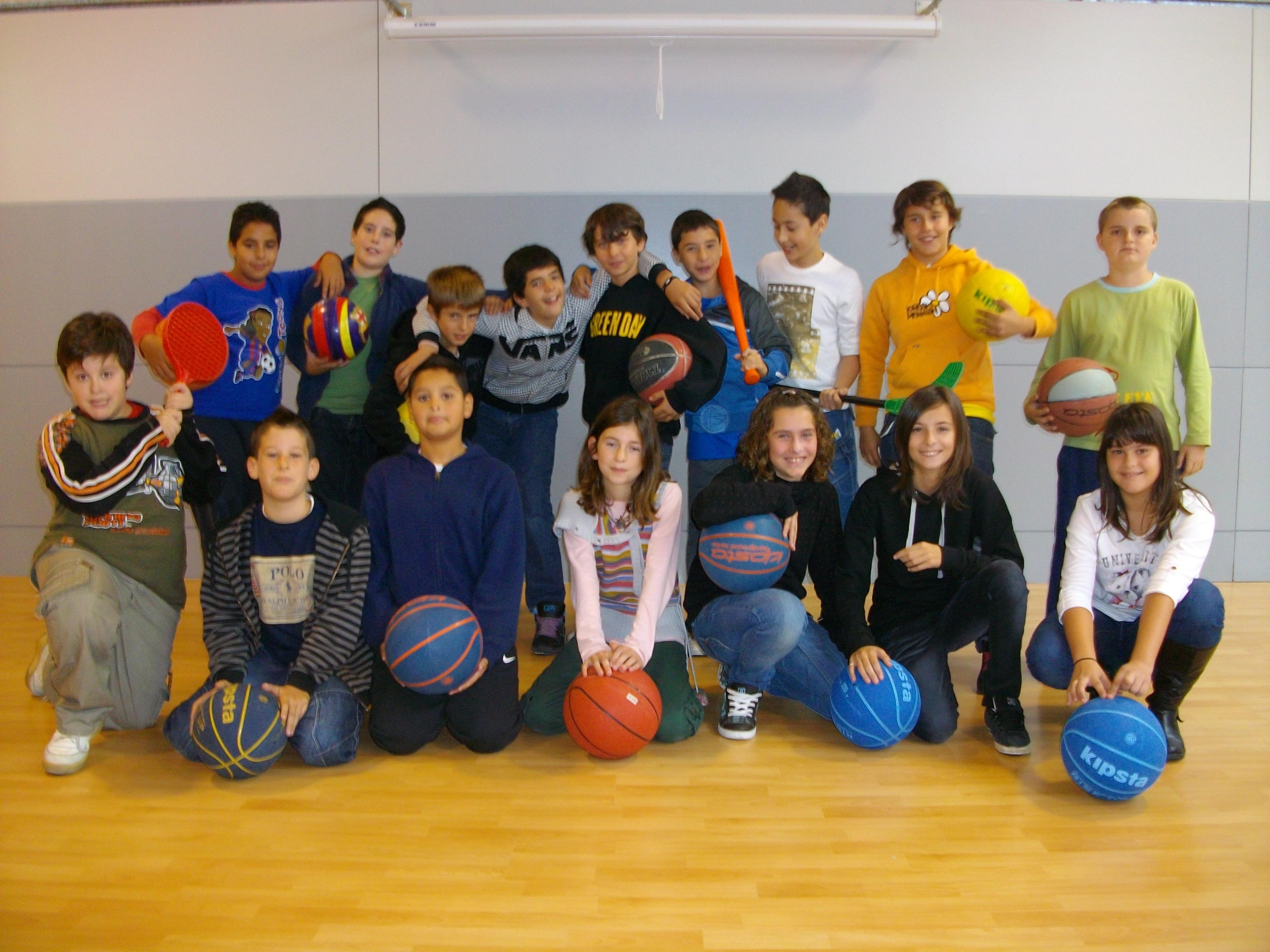 Dinamitzadors Esportius Curs 2010-2011