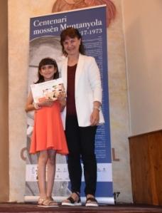 Ivet Casas, 1r premi