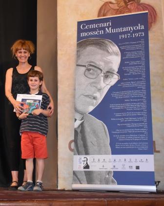 Bernat Morlans, 2n premi