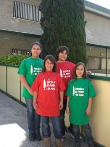 El nostre xiprer a les samarretes