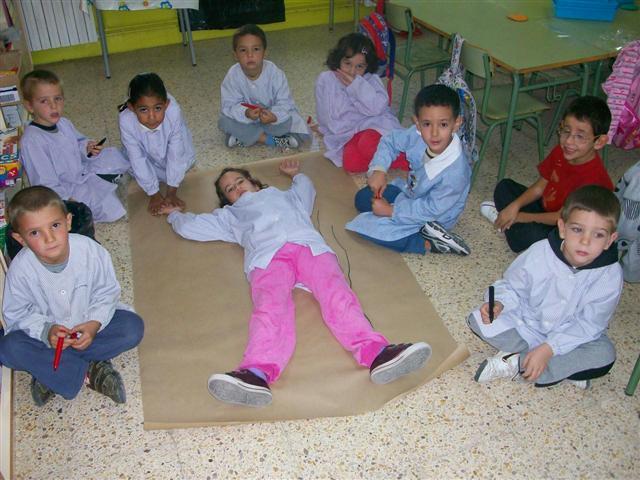 els nens i nenes de P5
