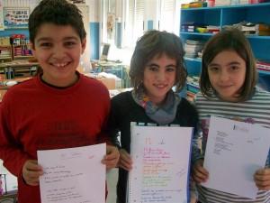 Los 3 poetas.