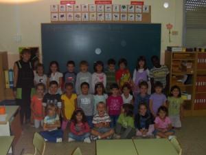 Els nens i les nenes de 1r