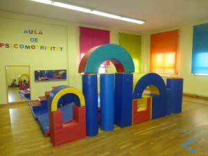 La Nostra sala de Psicomotricitat