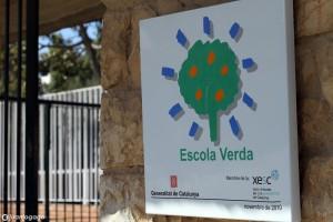 El nostre centre és Escola Verda!