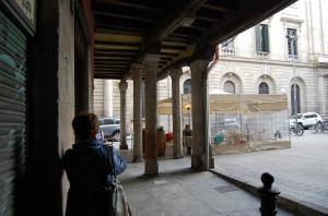 Petita porxada segle XV