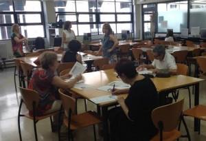 Preinscripció al curs 2015-16 al CFA Palau de Mar