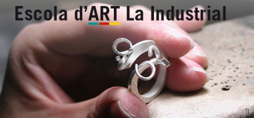 Font: Pàgina web de l'Escola d'Art La Industrial