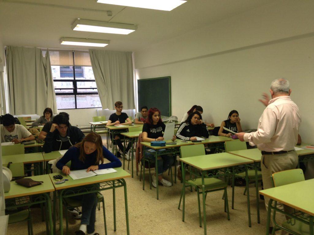 Estudiants de GES 1 i GES 2 al Taller EFEC