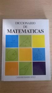 Diccionari de MATEMÀTIQUES