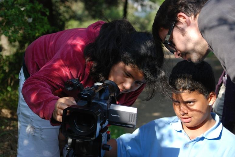 Cinema en curs Escola Mestre Morera 2010-2011